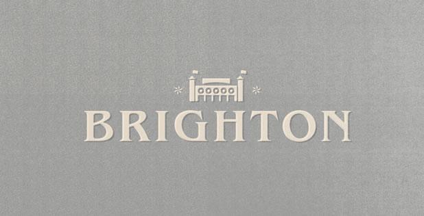 Logotypes typograhique et minimalistes de villes du monde - EF Destinations 2