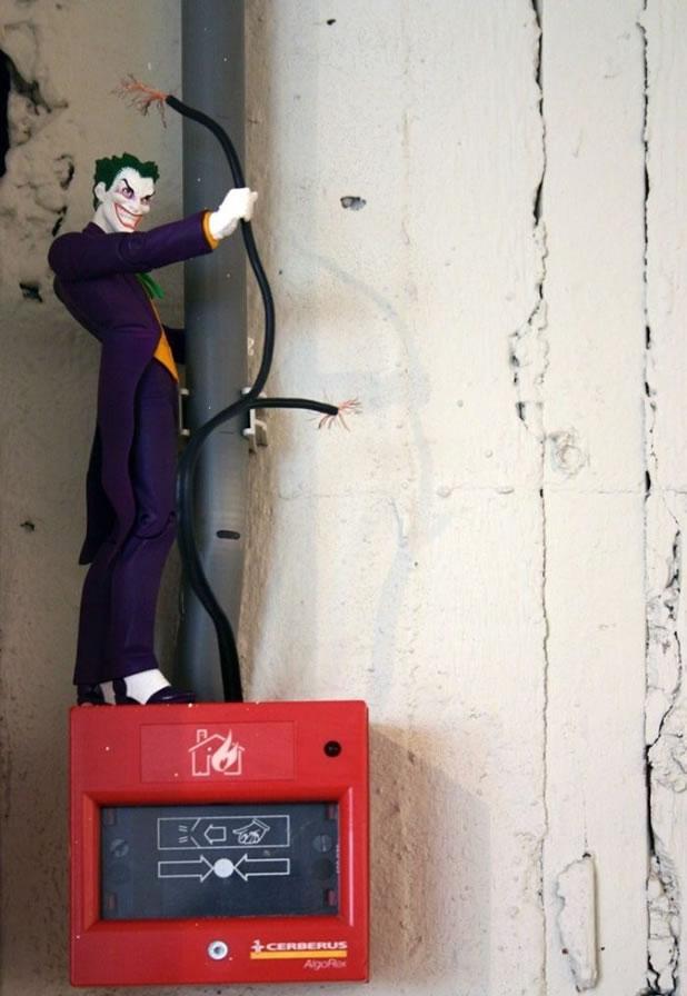 02 street art fun design 18 Street Art Fun et créatifs   vol4