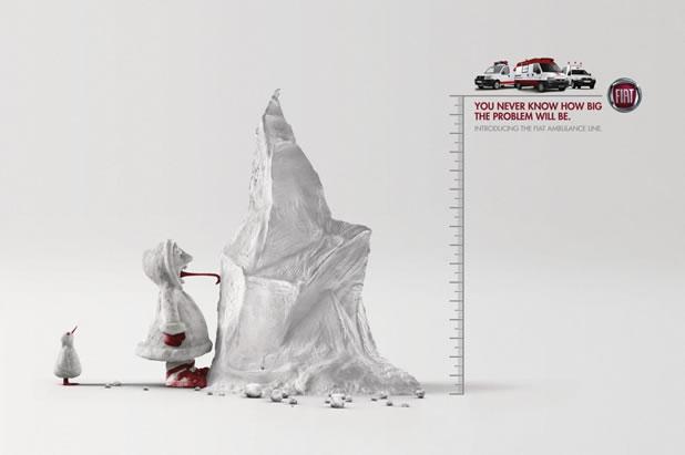 94+ publicités créatives et designs de Juin 2011 64
