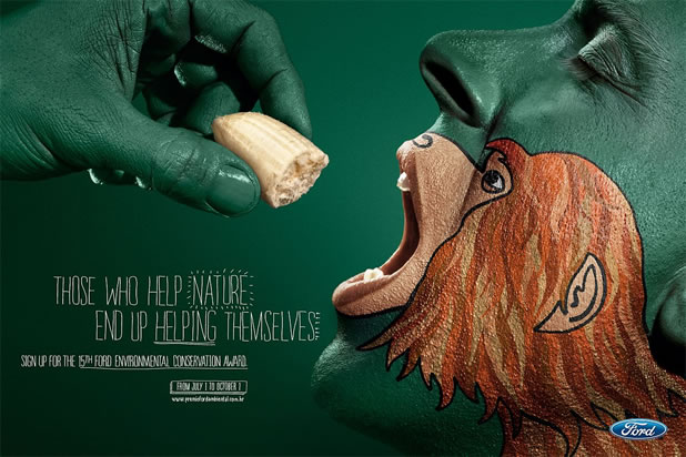 94+ publicités créatives et designs de Juin 2011 62