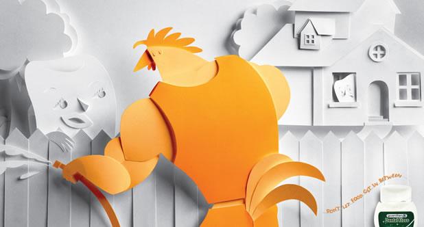 94+ publicités créatives et designs de Juin 2011 57