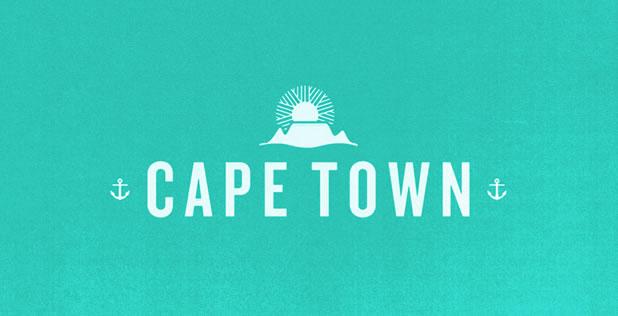 Logotypes typograhique et minimalistes de villes du monde - EF Destinations 6