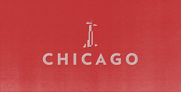 Logotypes typograhique et minimalistes de villes du monde - EF Destinations 7