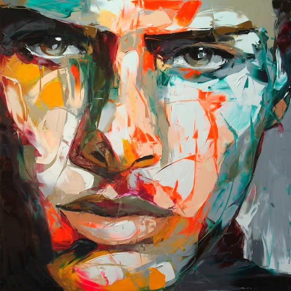 Fluo Painting de Francoise Nielly 7