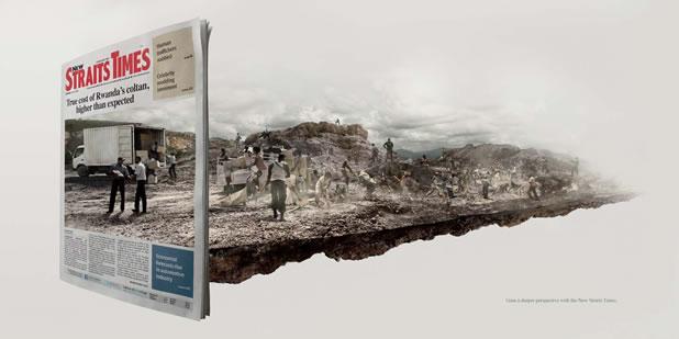 94+ publicités créatives et designs de Juin 2011 32