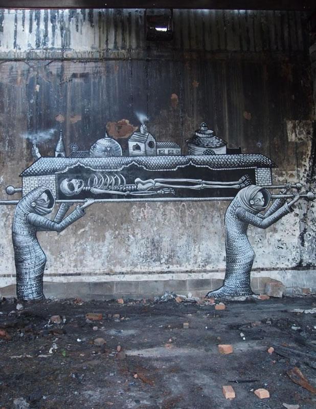 18 Street Art Fun et créatifs - vol4 11