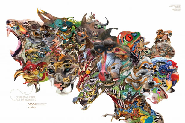 94+ publicités créatives et designs de Juin 2011 11