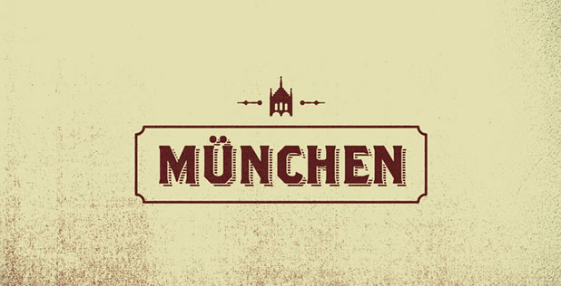 Logotypes typograhique et minimalistes de villes du monde - EF Destinations 11