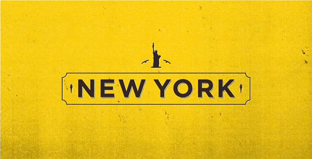 Logotypes typograhique et minimalistes de villes du monde - EF Destinations 12