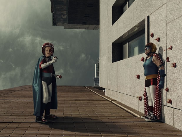 Super-Mamika 2011 par Sacha Goldberger 18