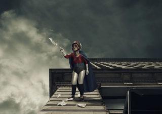 Interview de Sacha Goldberger et gagnez 3 livres Super-Mamika (fini)