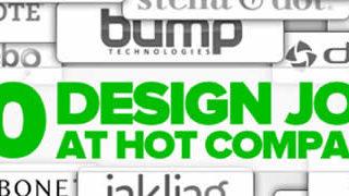 Concours : 20 postes de designers graphistes à pourvoir dans la Silicon Valley