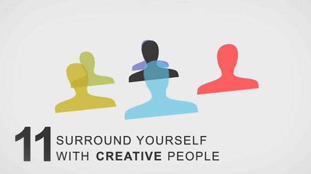 29 choses pour rester créatif 3