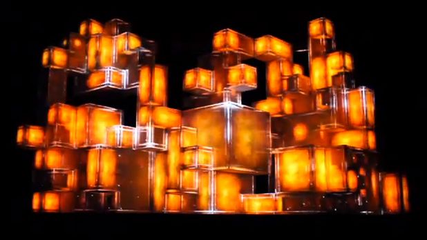 Amon Tobin - ISAM Live un spectacle graphique 2