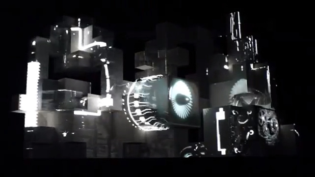 Amon Tobin - ISAM Live un spectacle graphique 4
