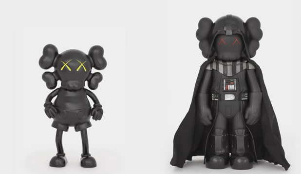 "KAWS ""A sweeter version of death..."" 6"