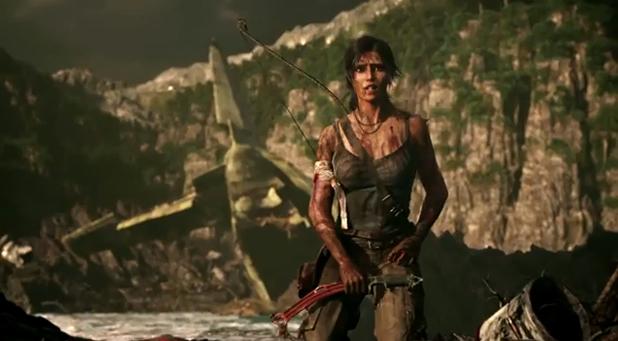 "Le trailer graphique de Tomb Raider ""Turning Point"" 4"