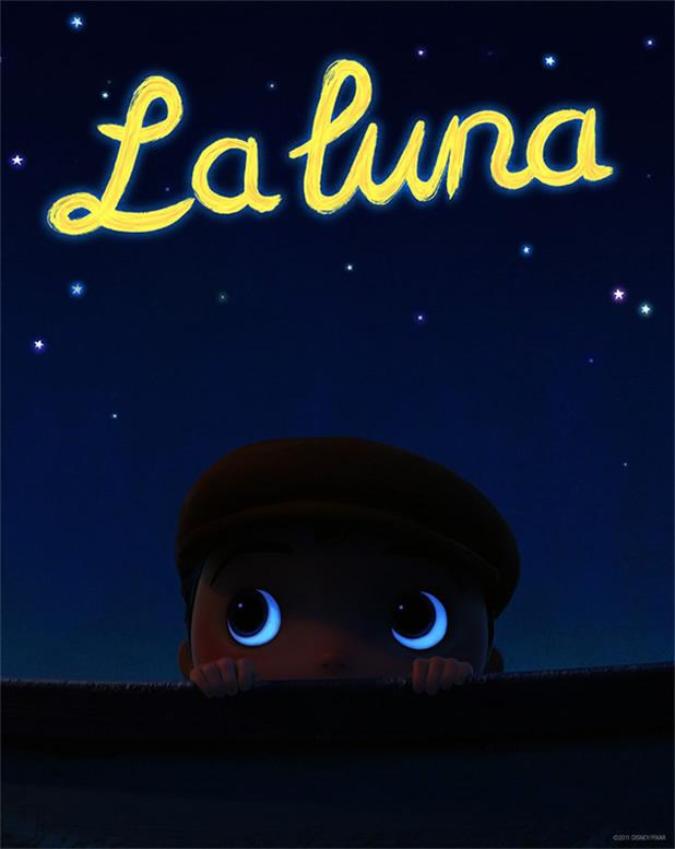 Extrait du prochain court métrage Pixar : La Luna 2