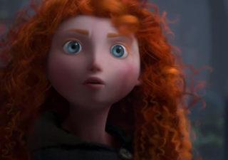 Première Bande annonce de BRAVE - Pixar
