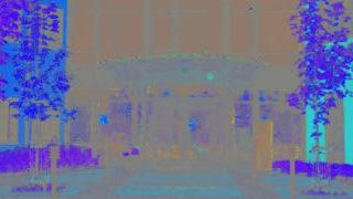 Petite illusion d'optique graphique sur les couleurs