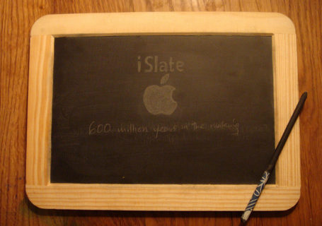 Apple existait déjà il y a 600millions d'années - ISlate 6