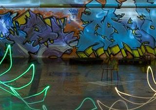 "Behind The Lens ""JADIKAN-LP"" - Light Painting"