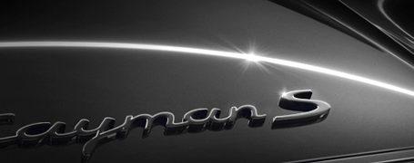 Porsche Cayman S Black Edition 5
