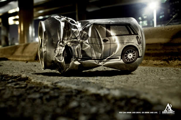 85+ publicités créatives et designs de Juillet 2011 80