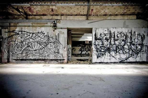 Thierry Gaude photographie les Street-Art de Lemza 5