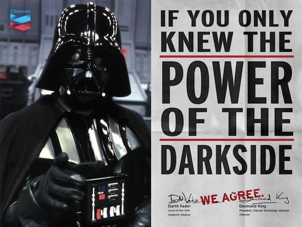 45 publicités utilisant Dark Vador 21
