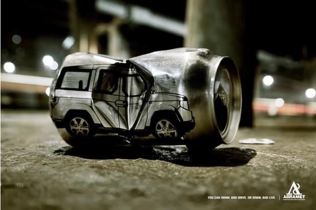 85+ publicités créatives et designs de Juillet 2011 78