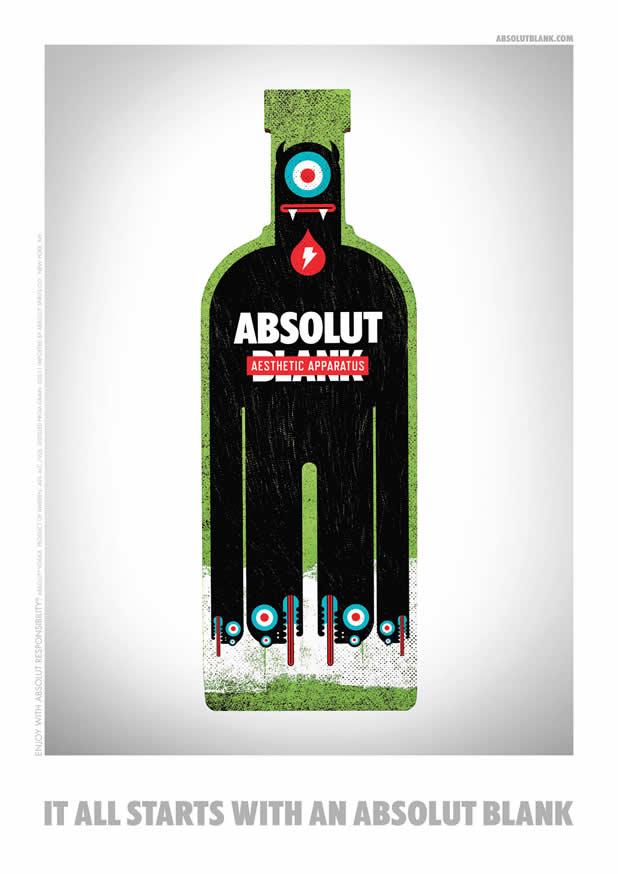 85+ publicités créatives et designs de Juillet 2011 77