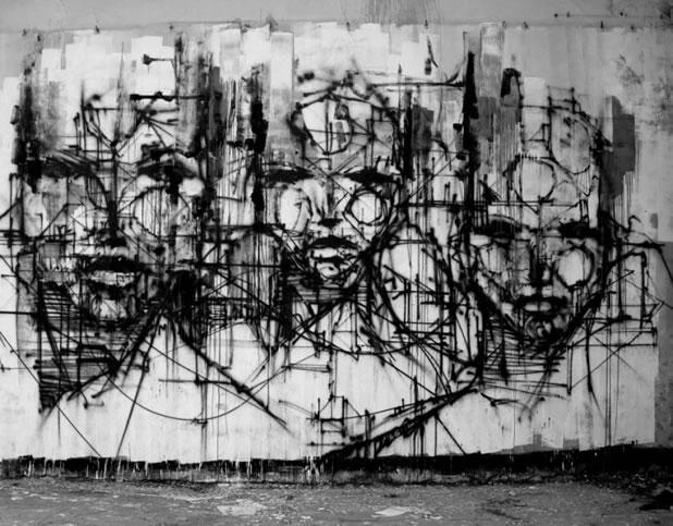 Thierry Gaude photographie les Street-Art de Lemza 8