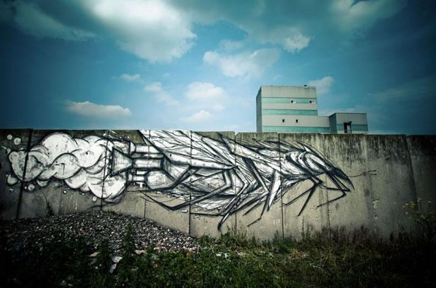 Thierry Gaude photographie les Street-Art de Lemza 12