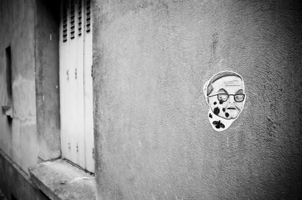 10 streetart design creatif v5 20 Street Art Fun et créatifs – vol5