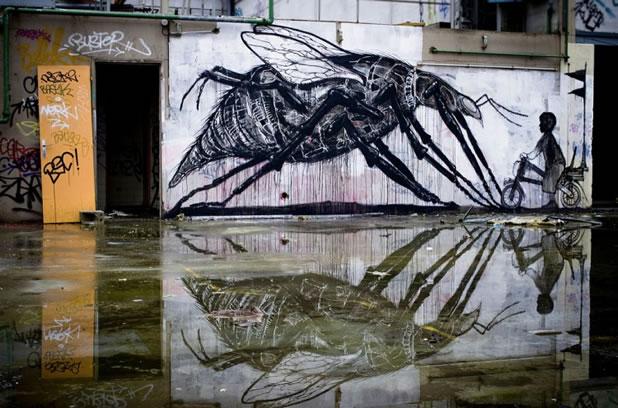 Thierry Gaude photographie les Street-Art de Lemza 15