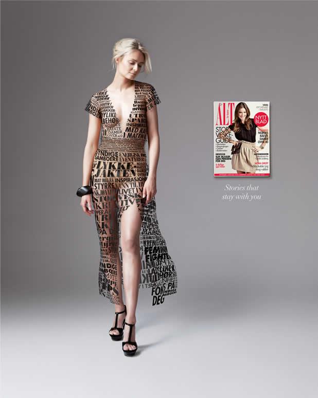 85+ publicités créatives et designs de Juillet 2011 69