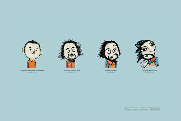85+ publicités créatives et designs de Juillet 2011 68