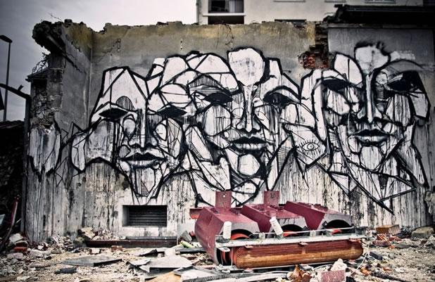 Thierry Gaude photographie les Street-Art de Lemza 17