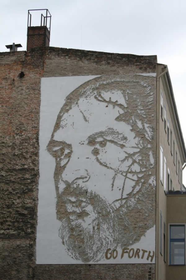 15 streetart design creatif v5 20 Street Art Fun et créatifs – vol5
