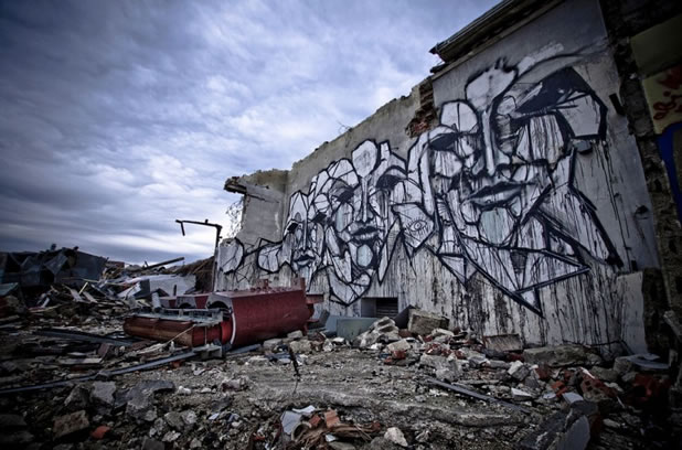 Thierry Gaude photographie les Street-Art de Lemza 18