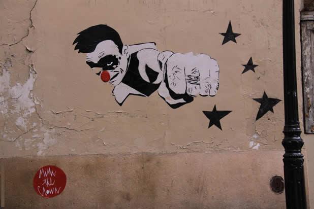16 streetart design creatif v5 20 Street Art Fun et créatifs – vol5