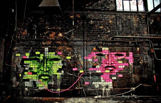 Thierry Gaude photographie les Street-Art de Lemza 20