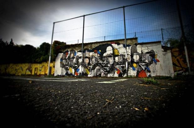 Thierry Gaude photographie les Street-Art de Lemza 22