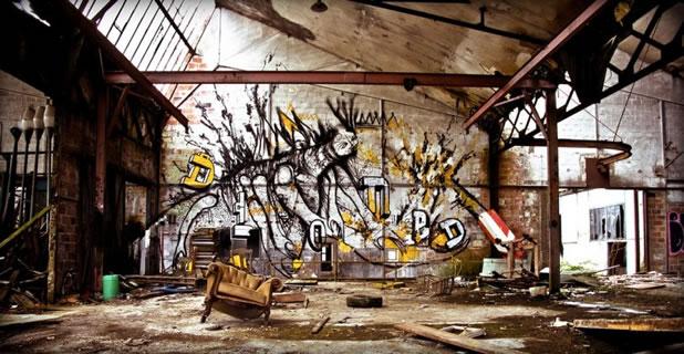 Thierry Gaude photographie les Street-Art de Lemza 24