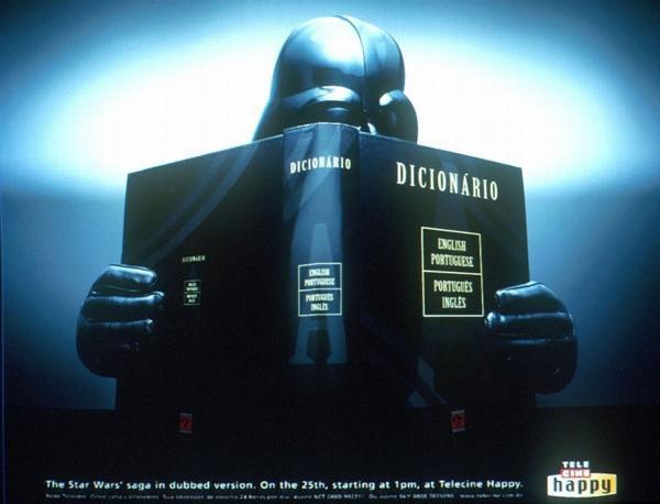 45 publicités utilisant Dark Vador 5
