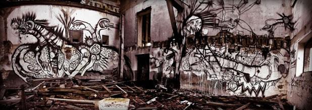 Thierry Gaude photographie les Street-Art de Lemza 25