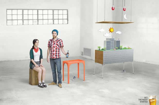 85+ publicités créatives et designs de Juillet 2011 58