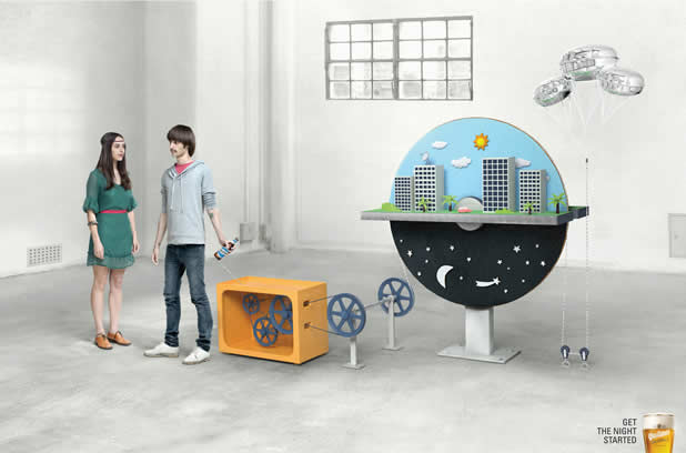 85+ publicités créatives et designs de Juillet 2011 57