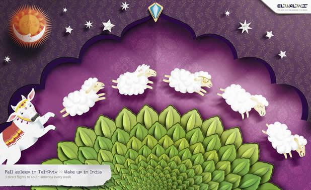 85+ publicités créatives et designs de Juillet 2011 56